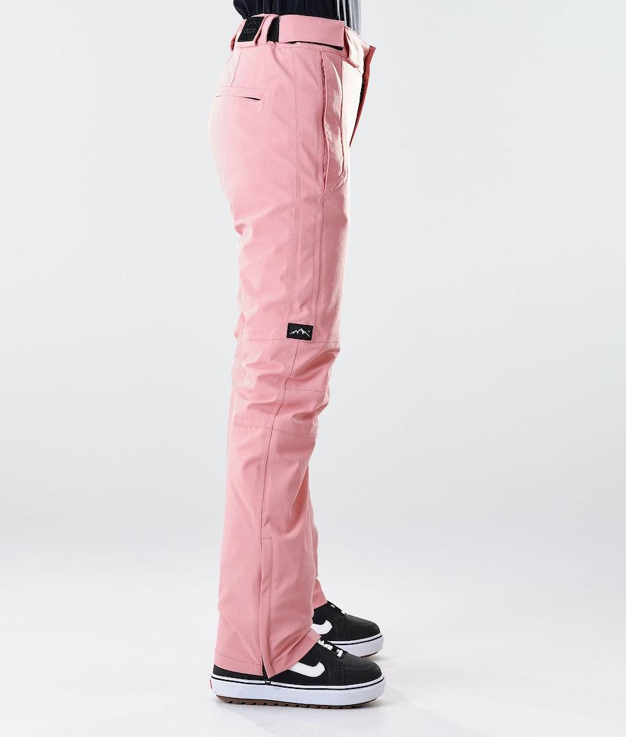 Dope Con Women's Snowboard Pants Pink