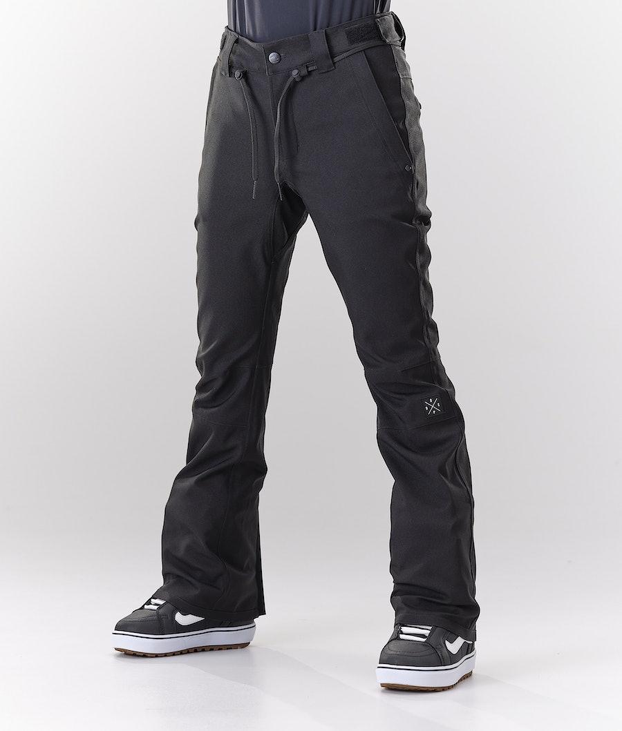 Dope Tigress Women's Snowboard Pants Black