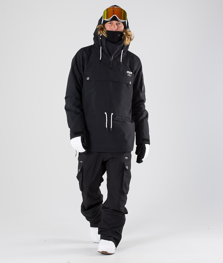 Dope Annok Snowboardjacka Black