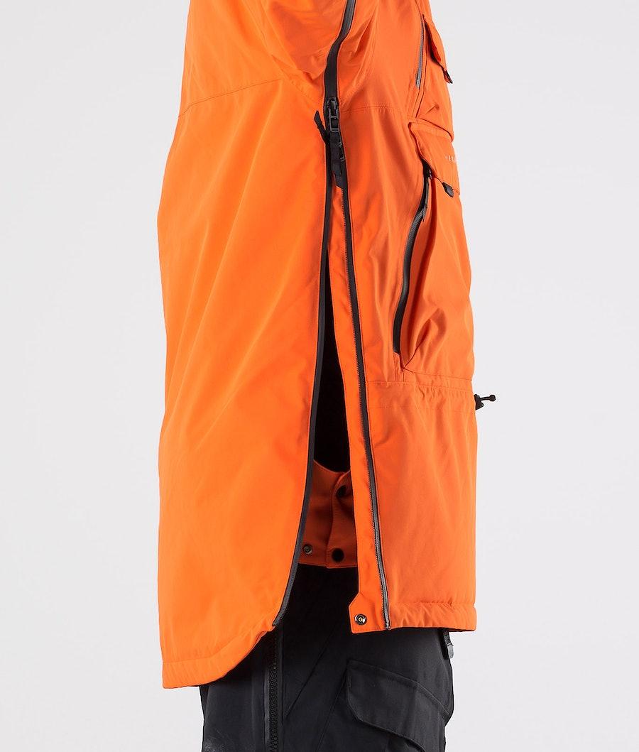 Dope Akin Snowboard Jacket Orange