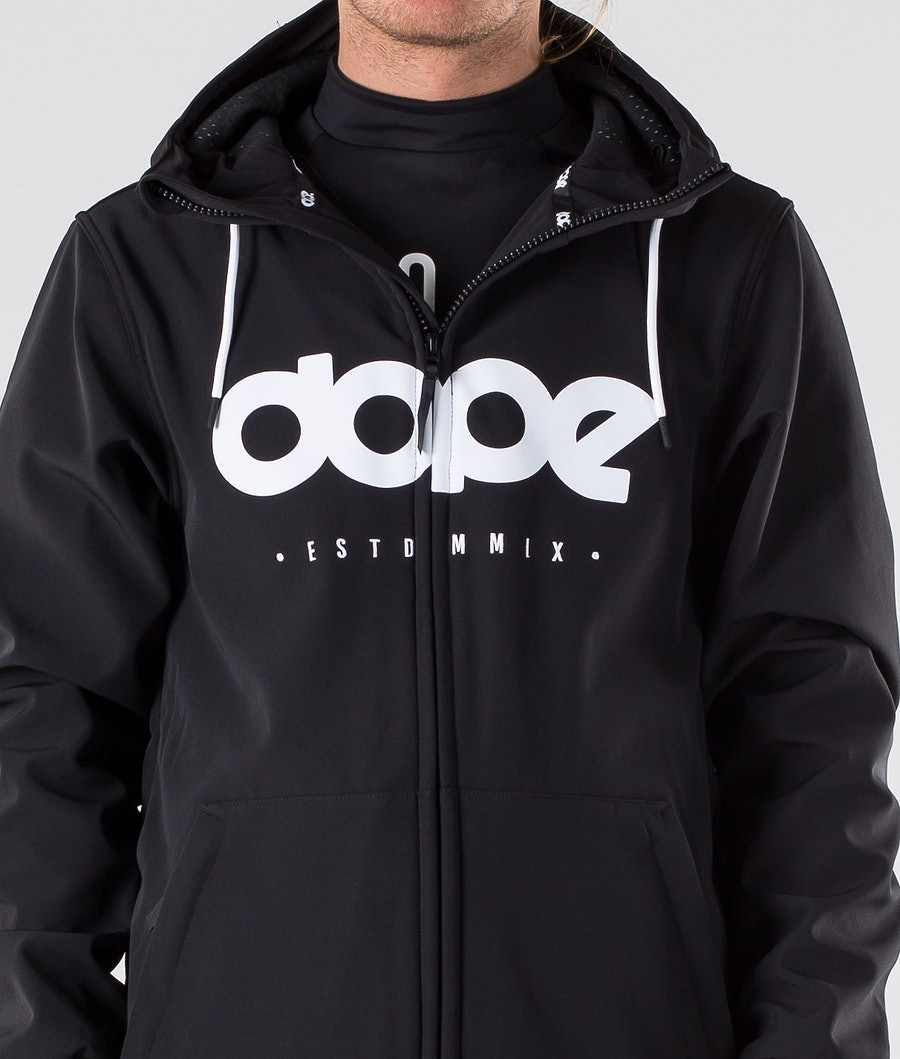 Dope Standard DO Snowboard Jacket Black