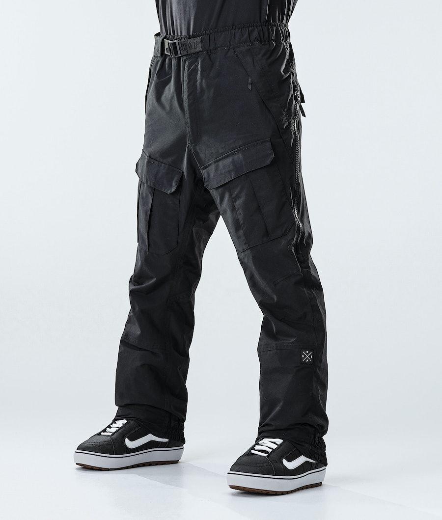 Antek Snowboard Pants Men Black