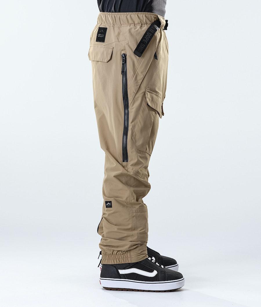Dope Antek Snowboard Pants Khaki
