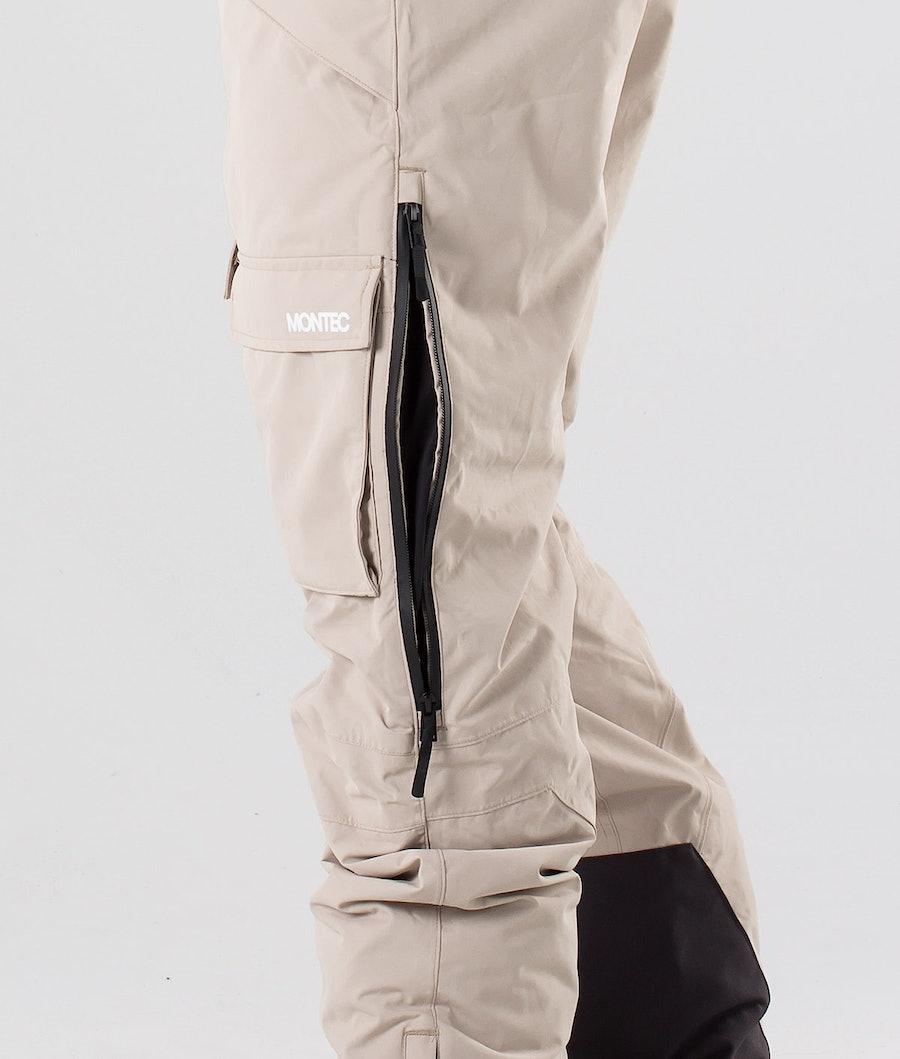 Montec Fawk Snowboard Pants Desert