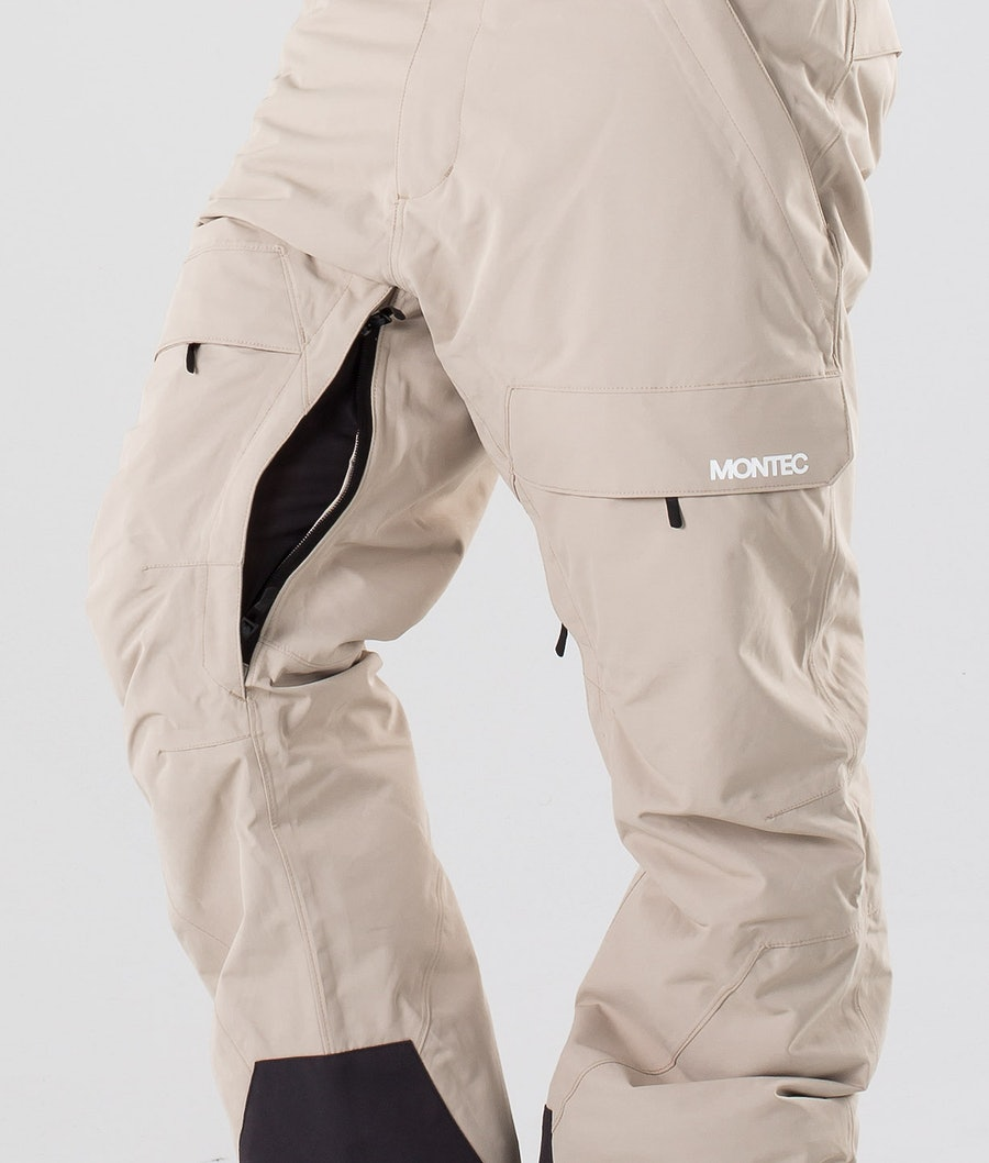 Montec Dune Snowboard Pants Desert