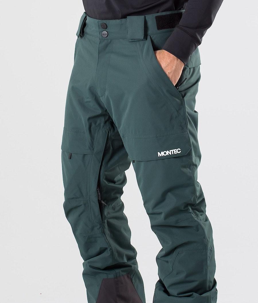 Montec Dune Pantaloni Snowboard Dark Atlantic