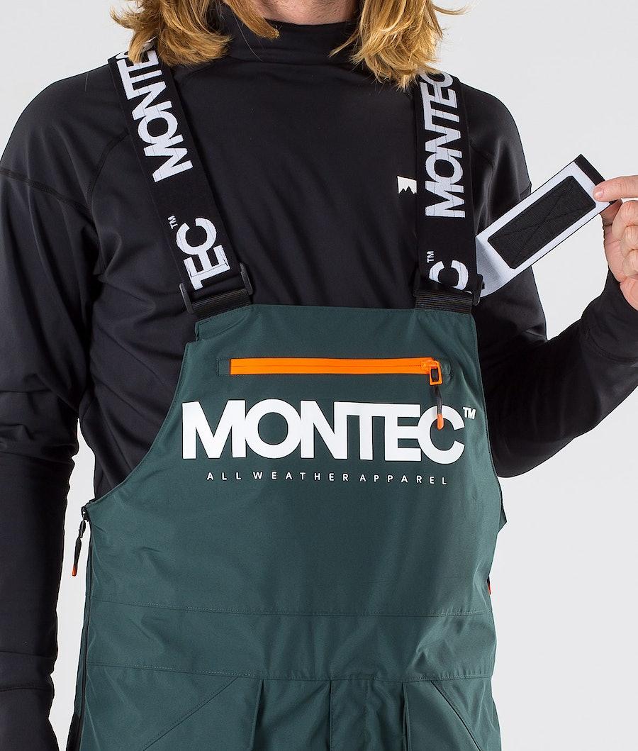 Montec Fenix Snowboard Pants Dark Atlantic