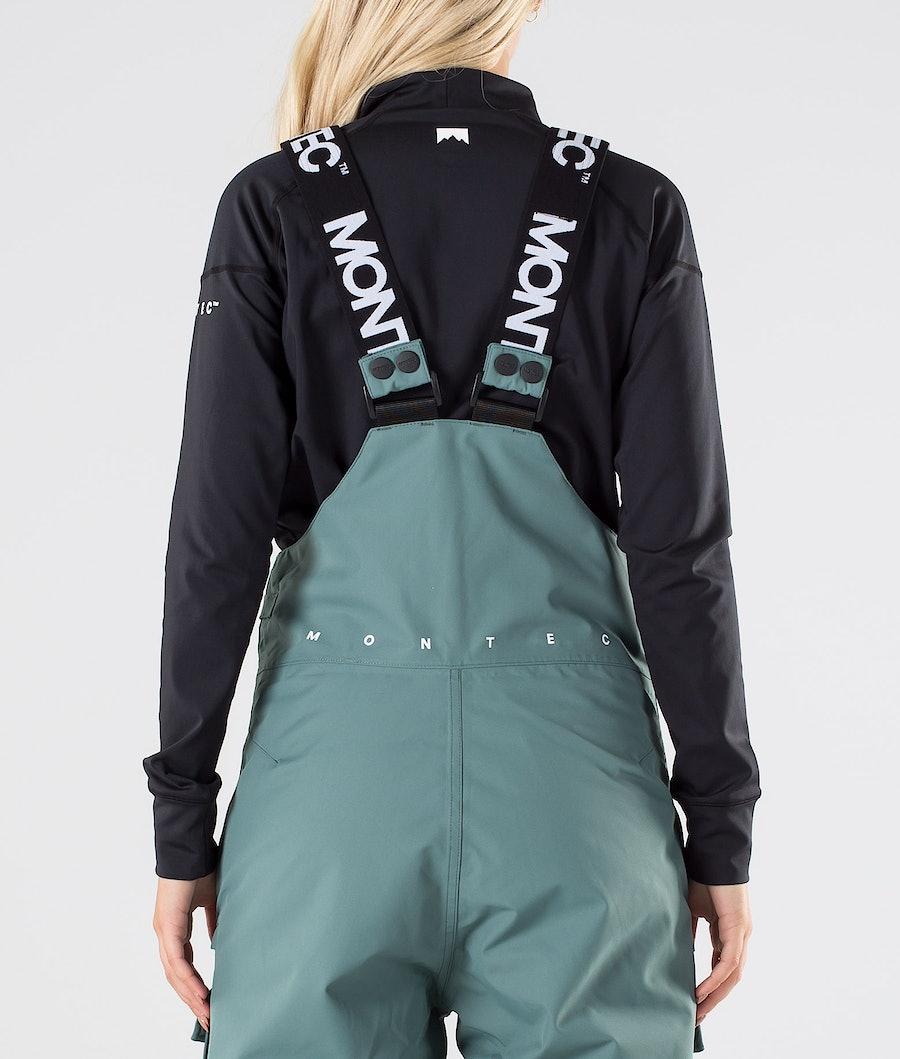 Montec Fawk W Women's Snowboard Pants Atlantic