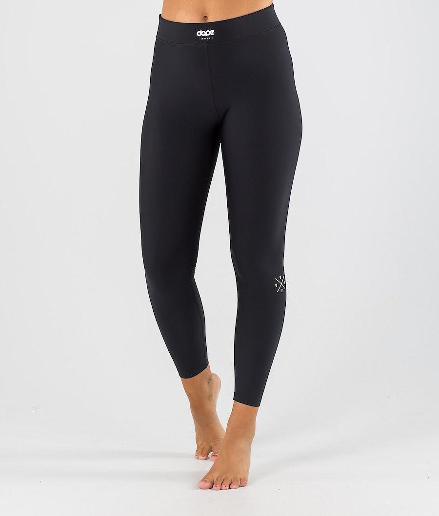 Snuggle 2X-UP W Base Layer Pant Women Black