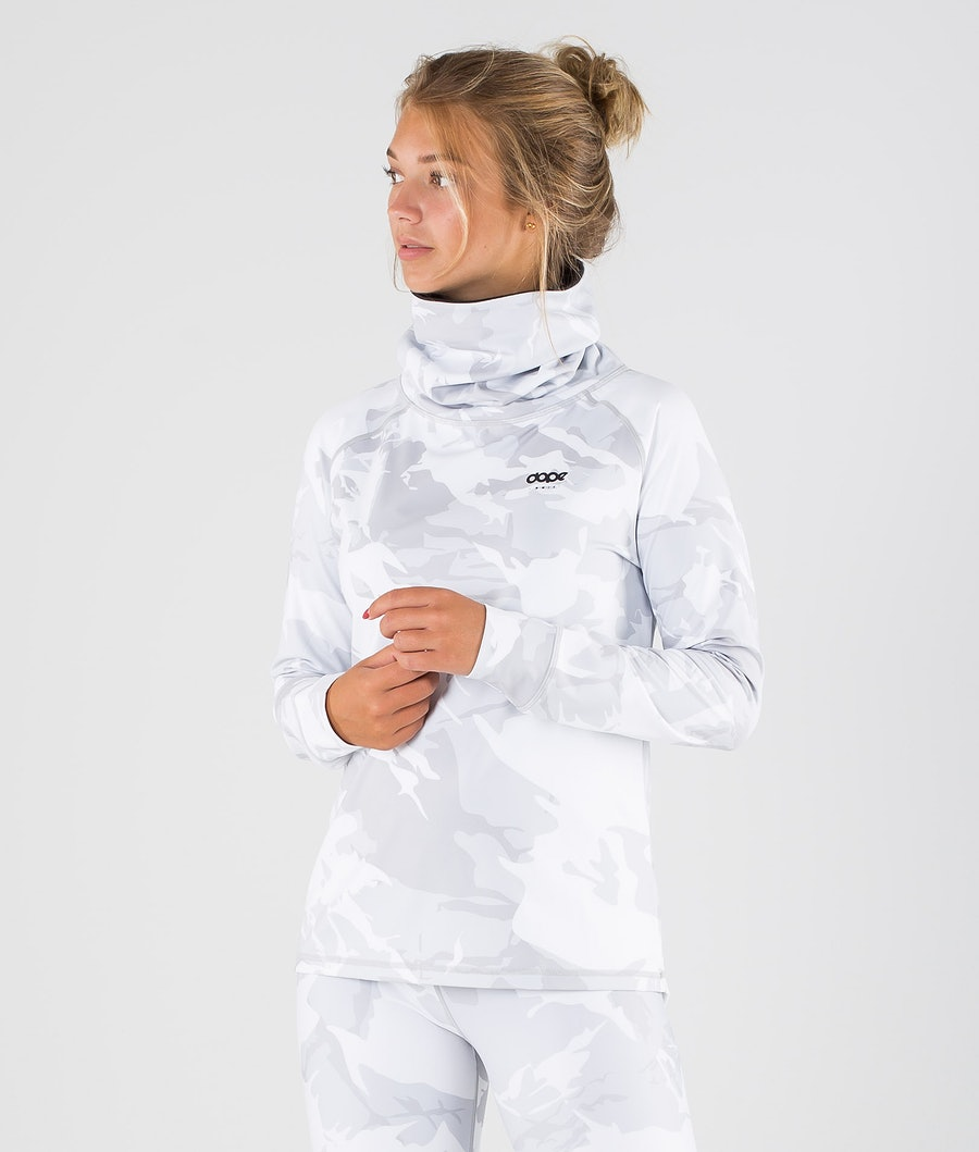 Snuggle OG W Base Layer Top Women Tucks Camo