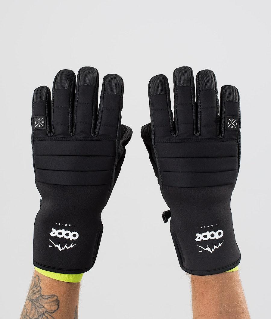 Dope Ace Glove Skidhandskar Black