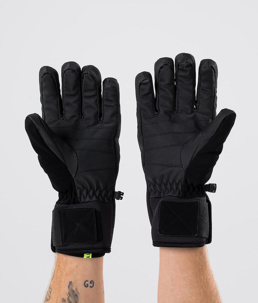 Dope Ace Glove Skihandschoenen White