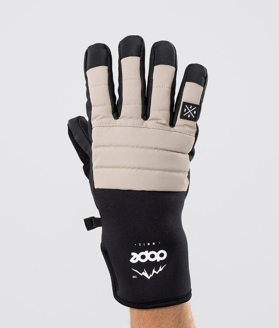 Dope Ace Glove Skidhandskar Sand