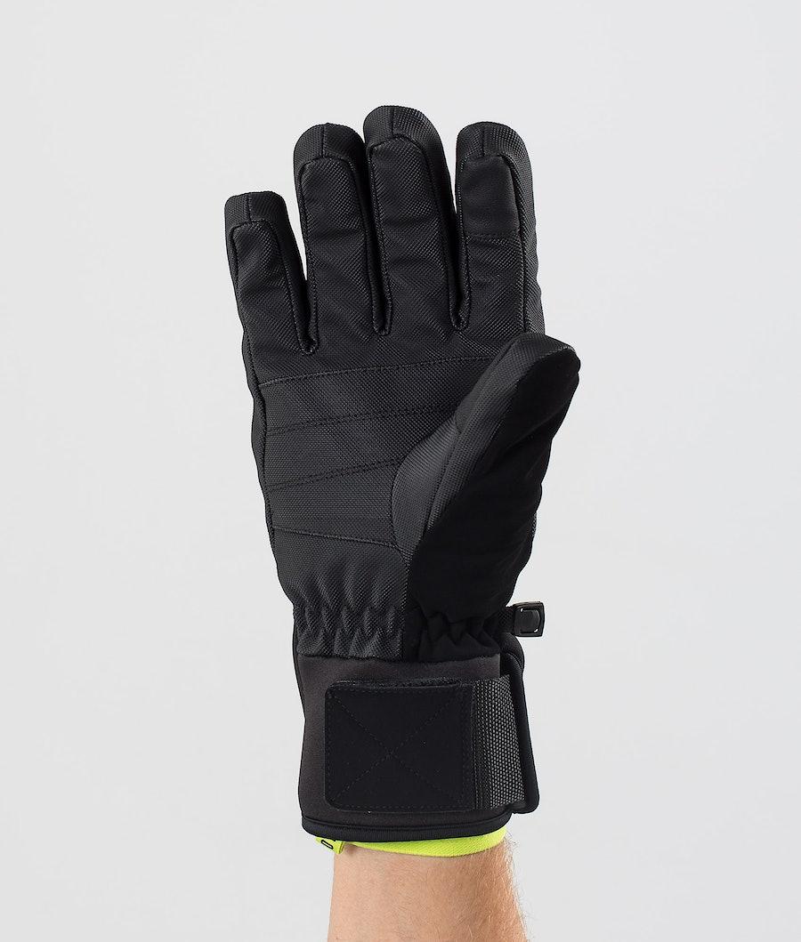 Dope Ace Glove Guanti da Neve Faded Green