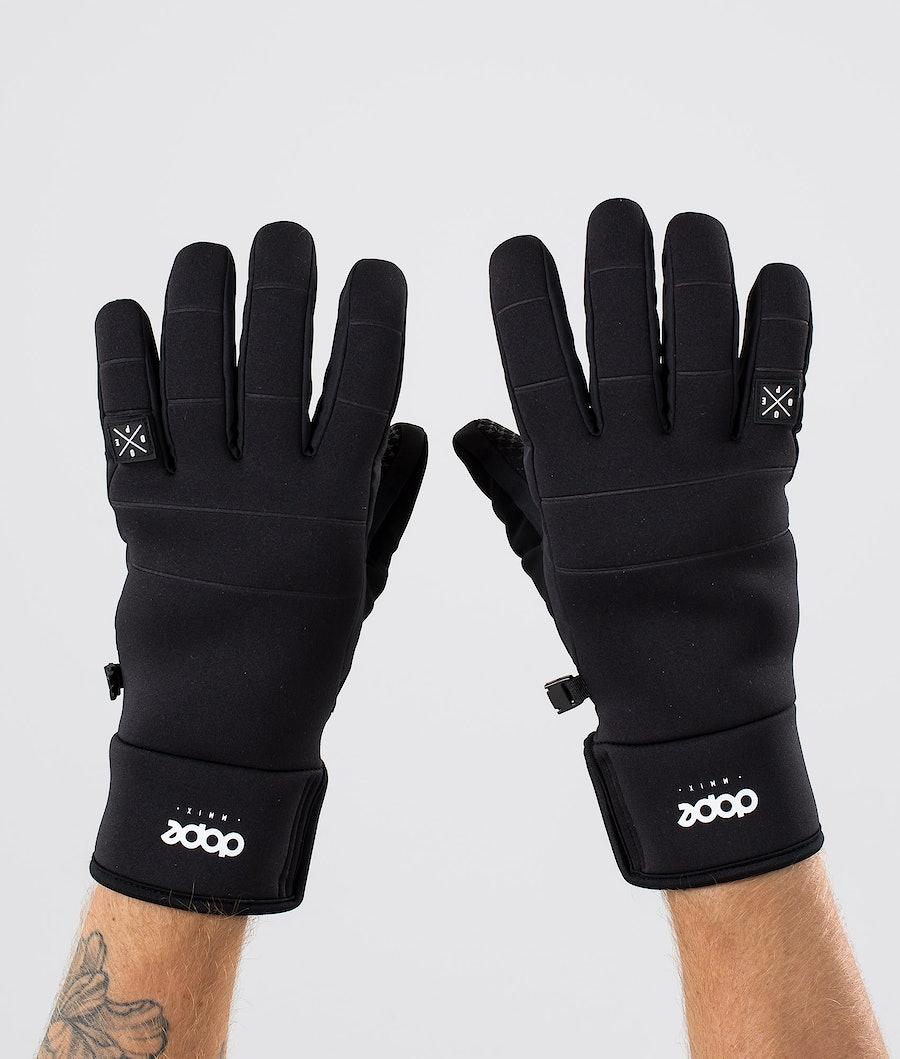 Dope Signet Glove Ski Gloves Black Black