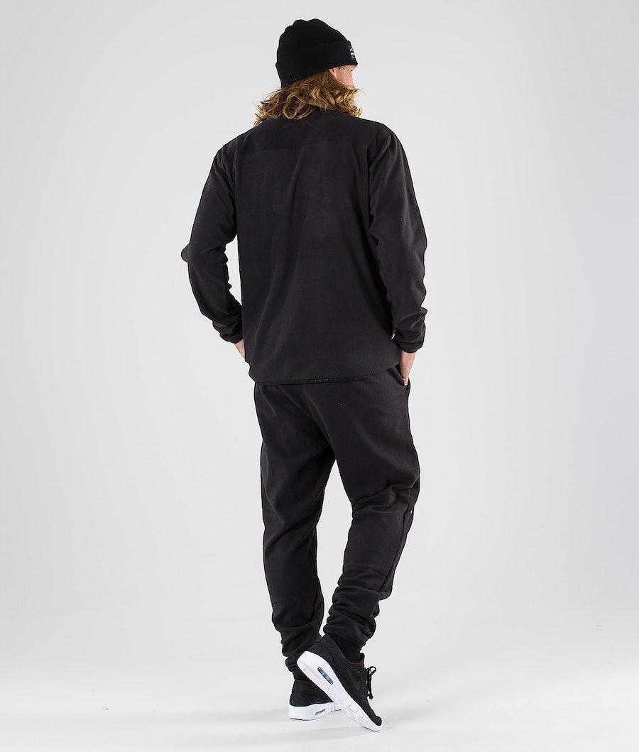 Dope Loyd Fleece Sweater Black