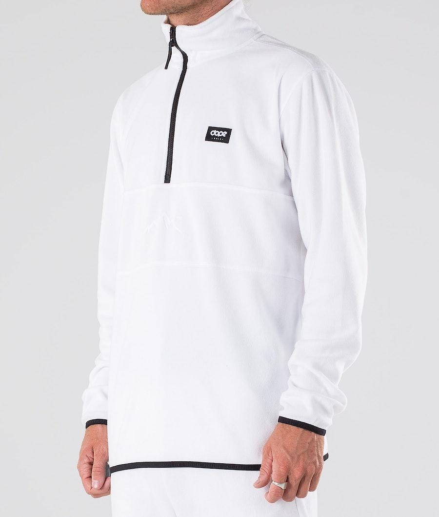 Dope Loyd Fleece Sweater White