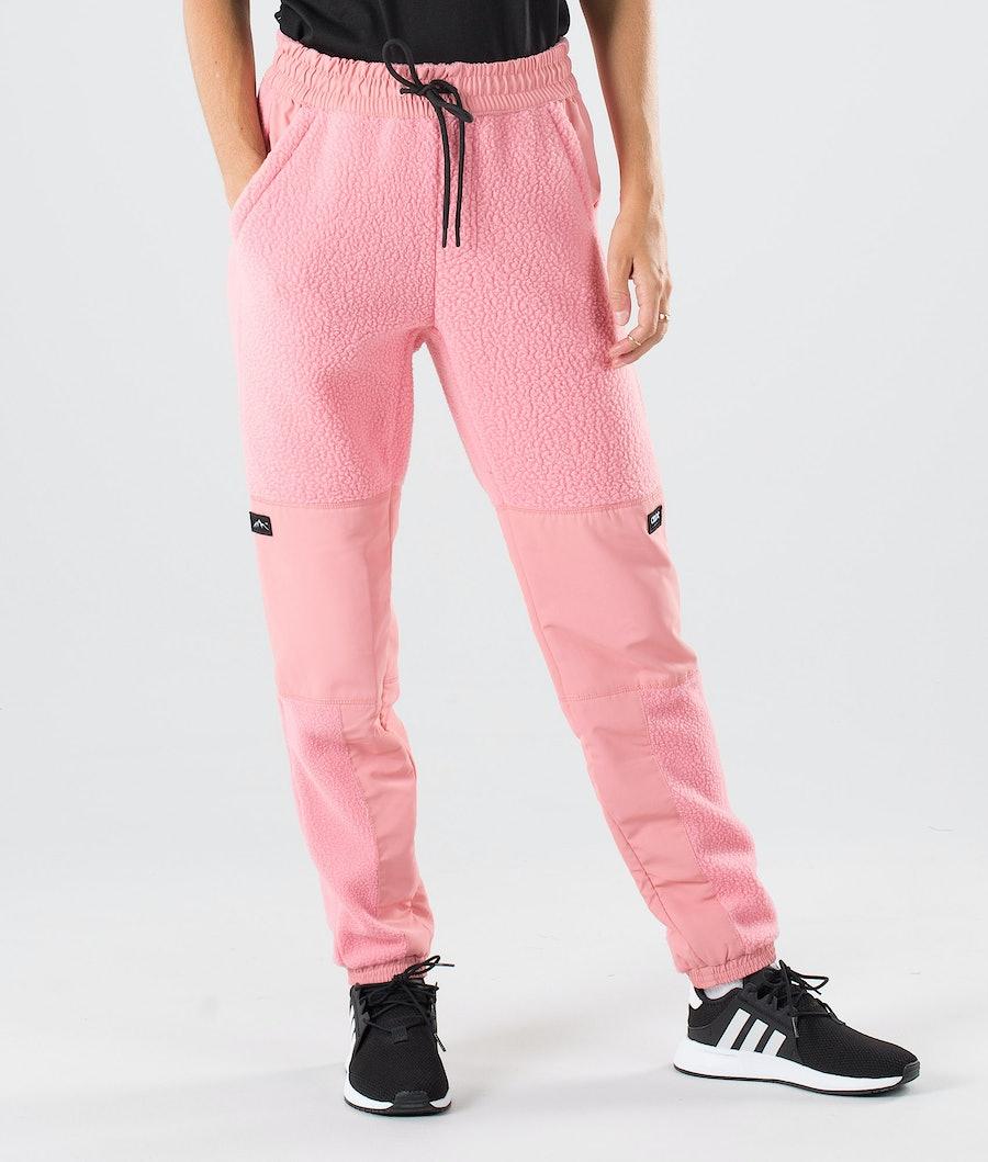 Dope Ollie W Fleecehose Pink