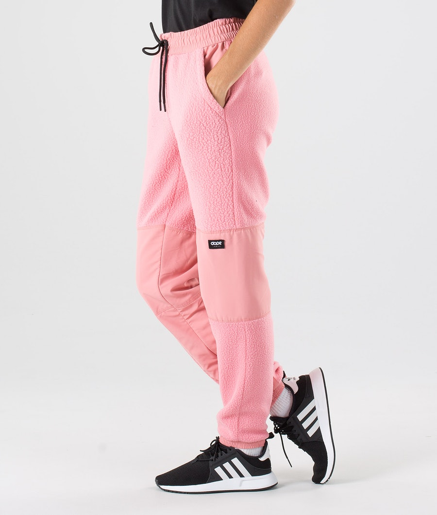Dope Ollie W Women's Fleece Pants Pink