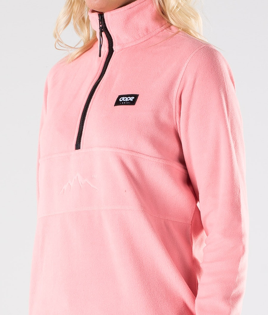 Dope Loyd W Fleecegenser Women's Pink