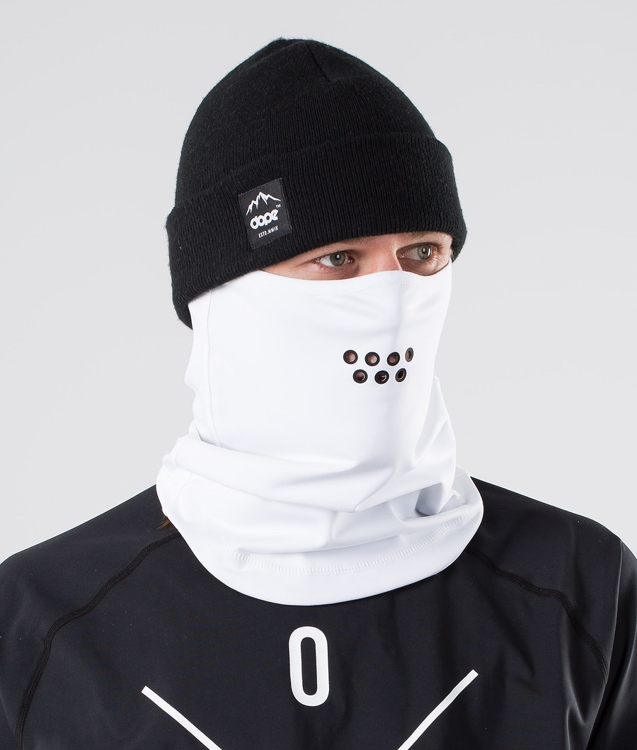 Dope Stanton Ansiktsmask White