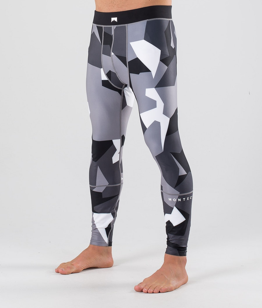 Montec Zulu Base Layer Pant Arctic Camo Base Layer Pant Arctic Camo