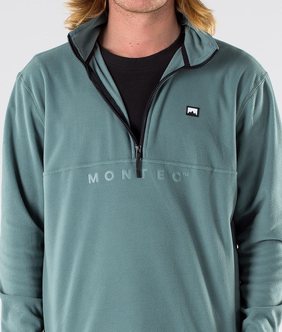 Montec Echo Fleece Sweater Atlantic