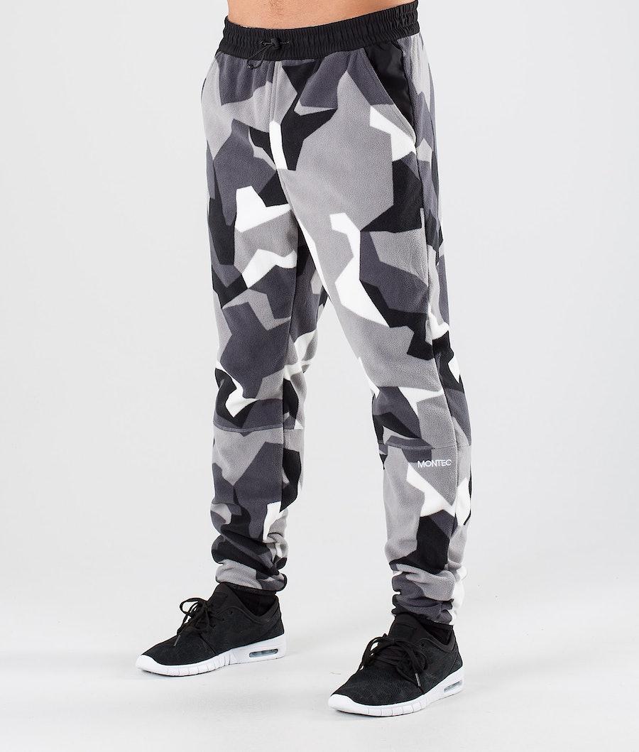 Montec Echo Fleece Pants Arctic Camo