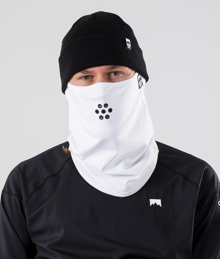 Montec Ice Tube Facemask White