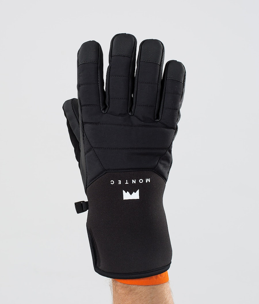 Kilo Glove Ski Gloves Men Black