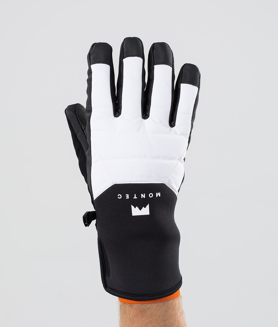Kilo Glove Ski Gloves Men White
