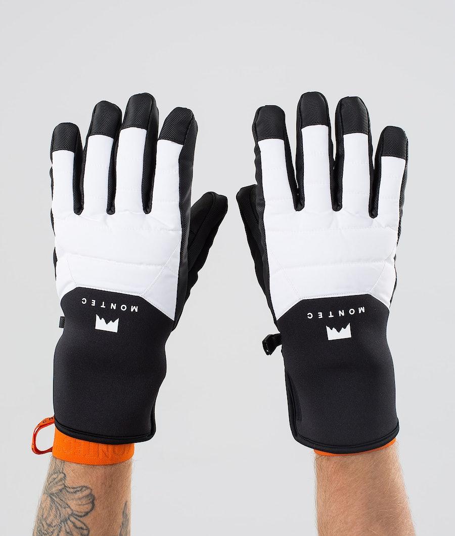 Montec Kilo Glove Guanti da Neve White
