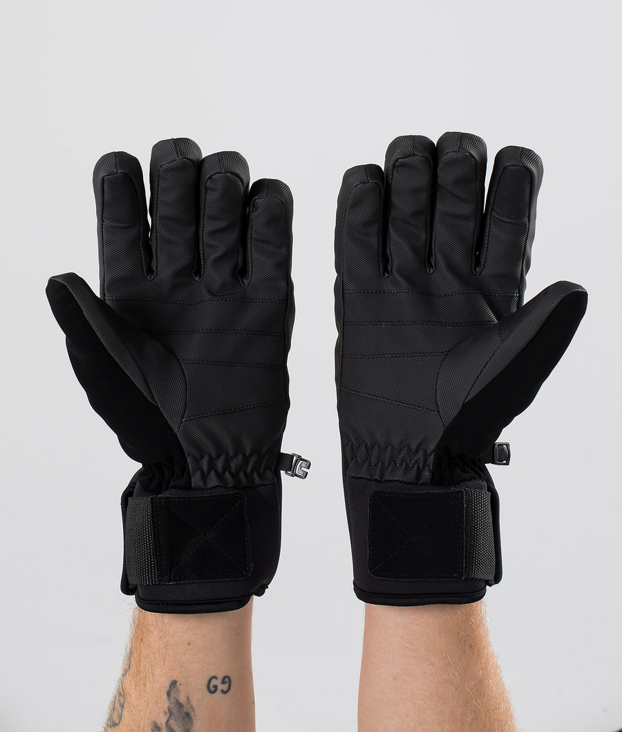 Montec Kilo Glove Ski Gloves Clay