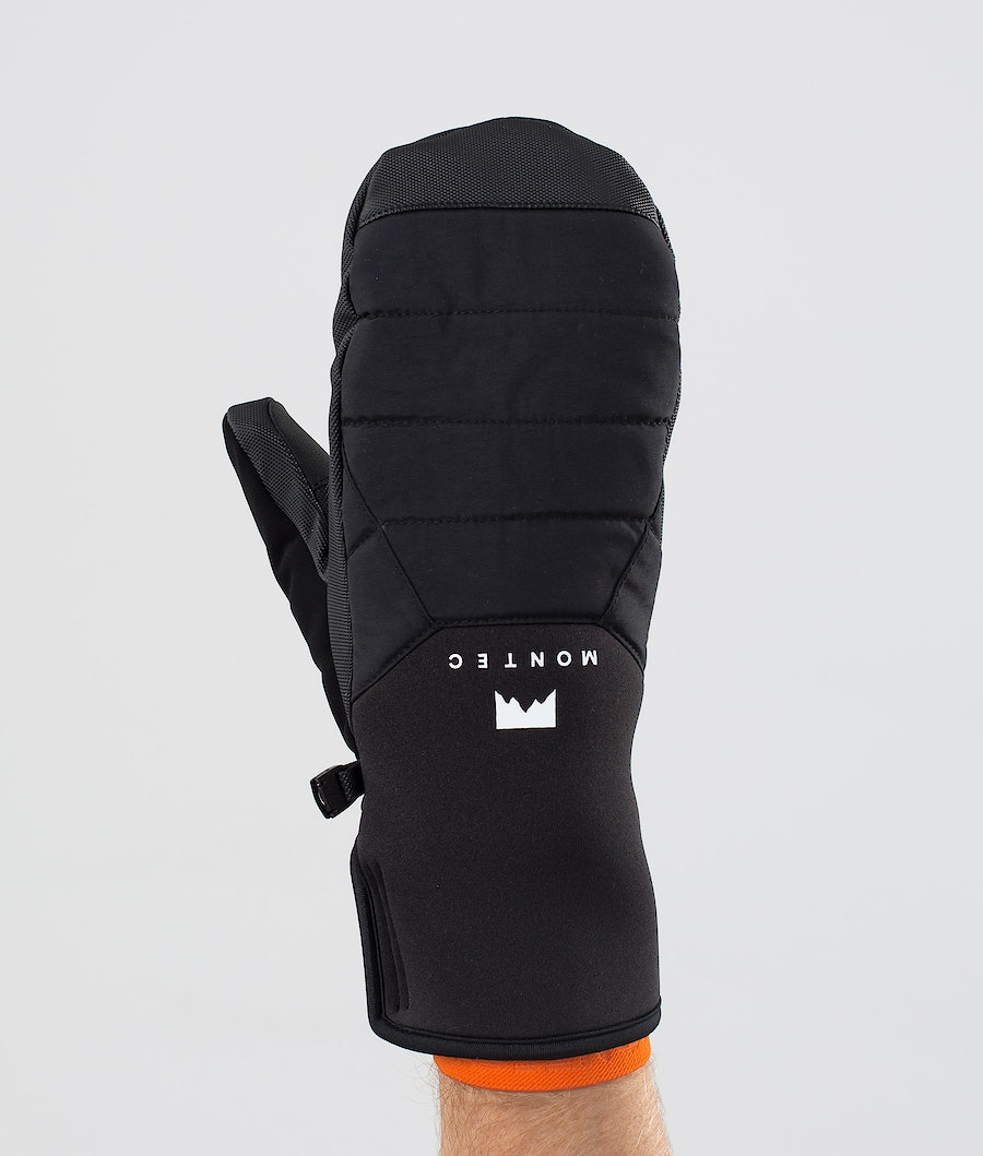 Kilo Mitt Ski Mittens Men Black