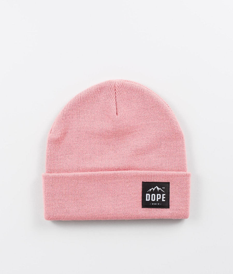 Dope Paradise Beanie Pink