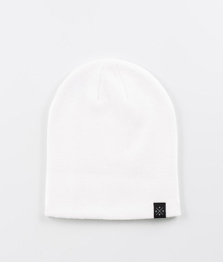 Dope Solitude Beanie Optic White