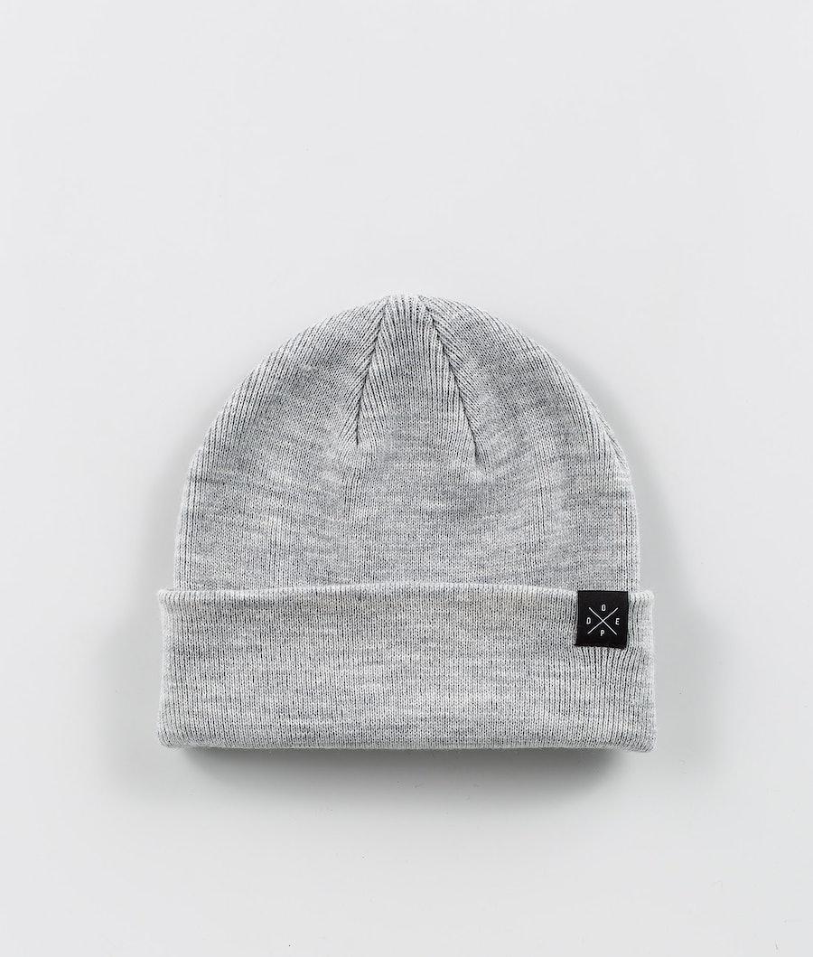 Dope Solitude Mütze Grey Melange