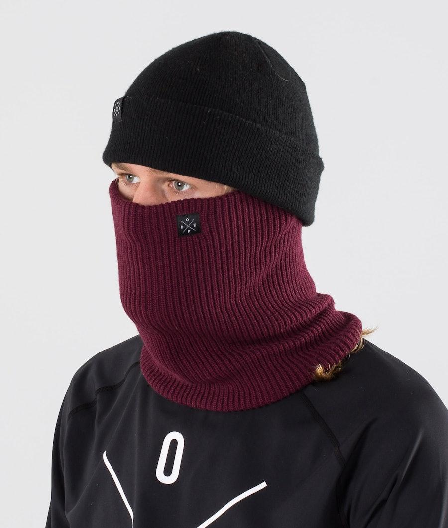 Dope 2X-UP Knitted Schlauchtuch Burgundy