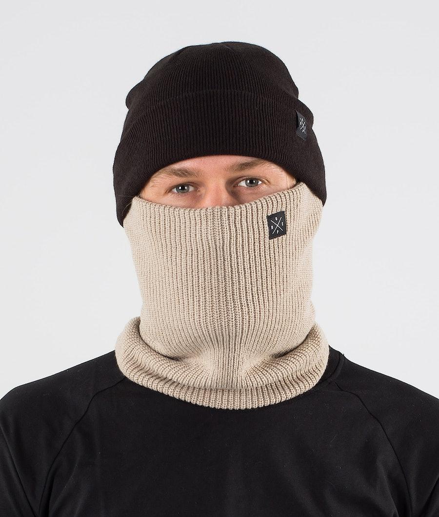 Dope 2X-UP Knitted Ansiktsmask Sand