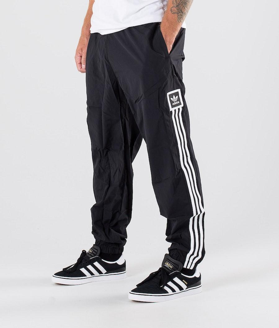Adidas Skateboarding Standard Wind Byxa Black/White