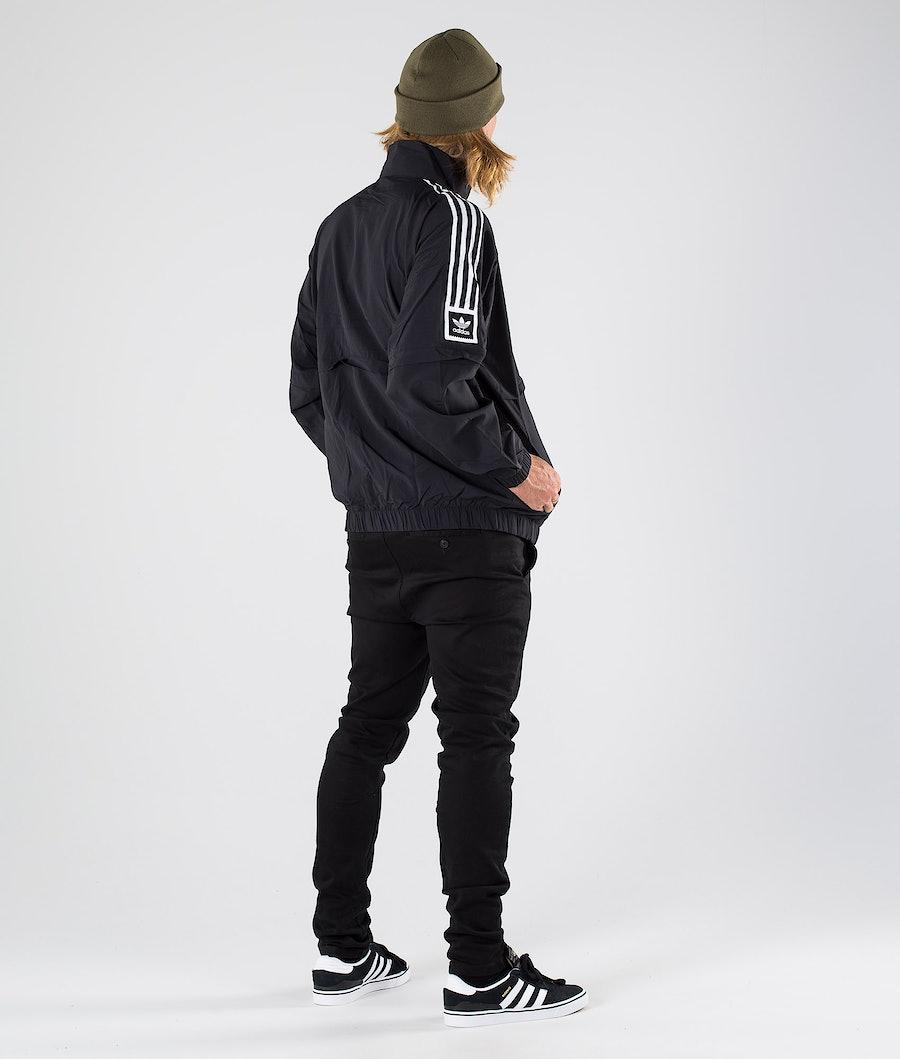 Adidas Skateboarding Standard 20 Jakke Black/White
