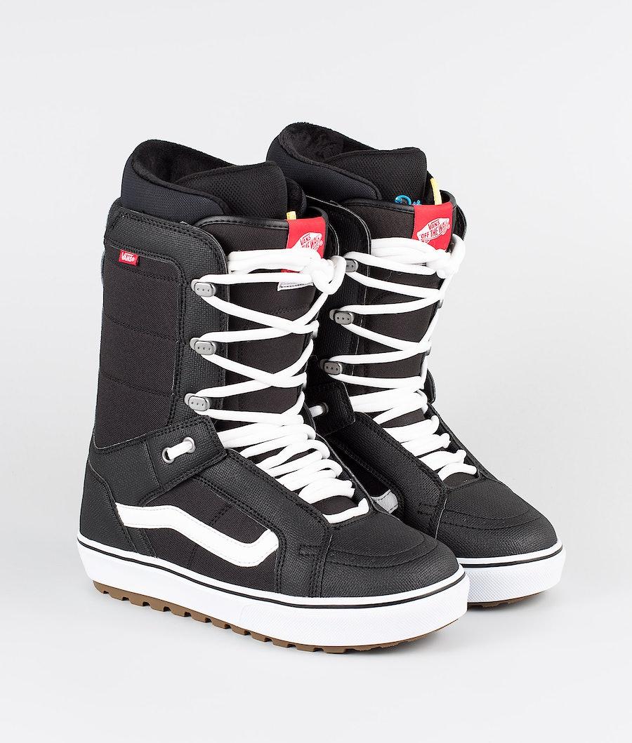 Vans Snowboarding Hi-Standard OG Snowboard Boots Black/White 19