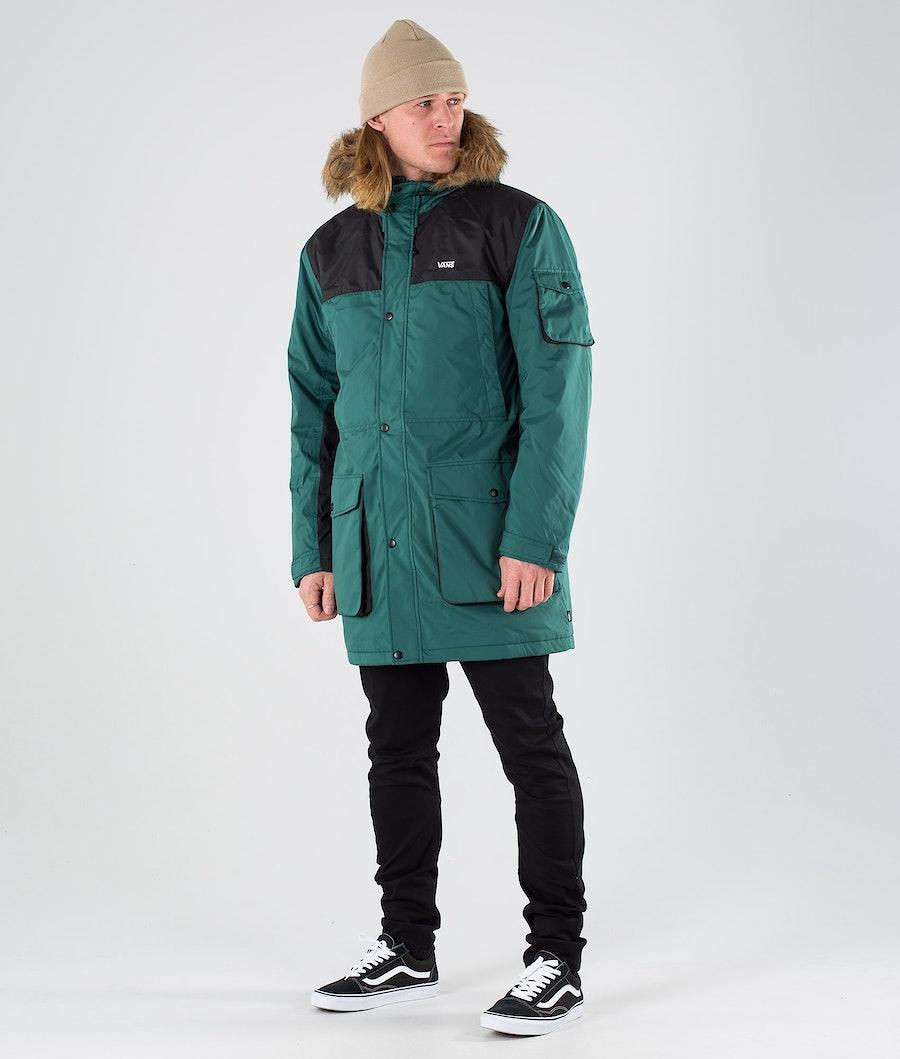 Vans Sholes MTE Jacket Vans Trekking Green/Black