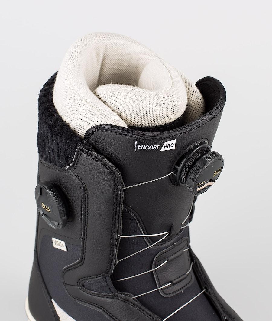 Vans Encore Pro Snowboardboots Damen Black/TurtleDove