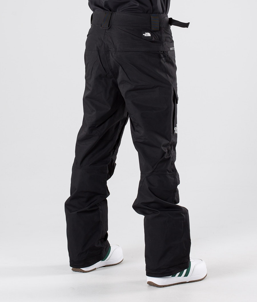 The North Face Slashback Cargo Snowboard Pants Tnf Black