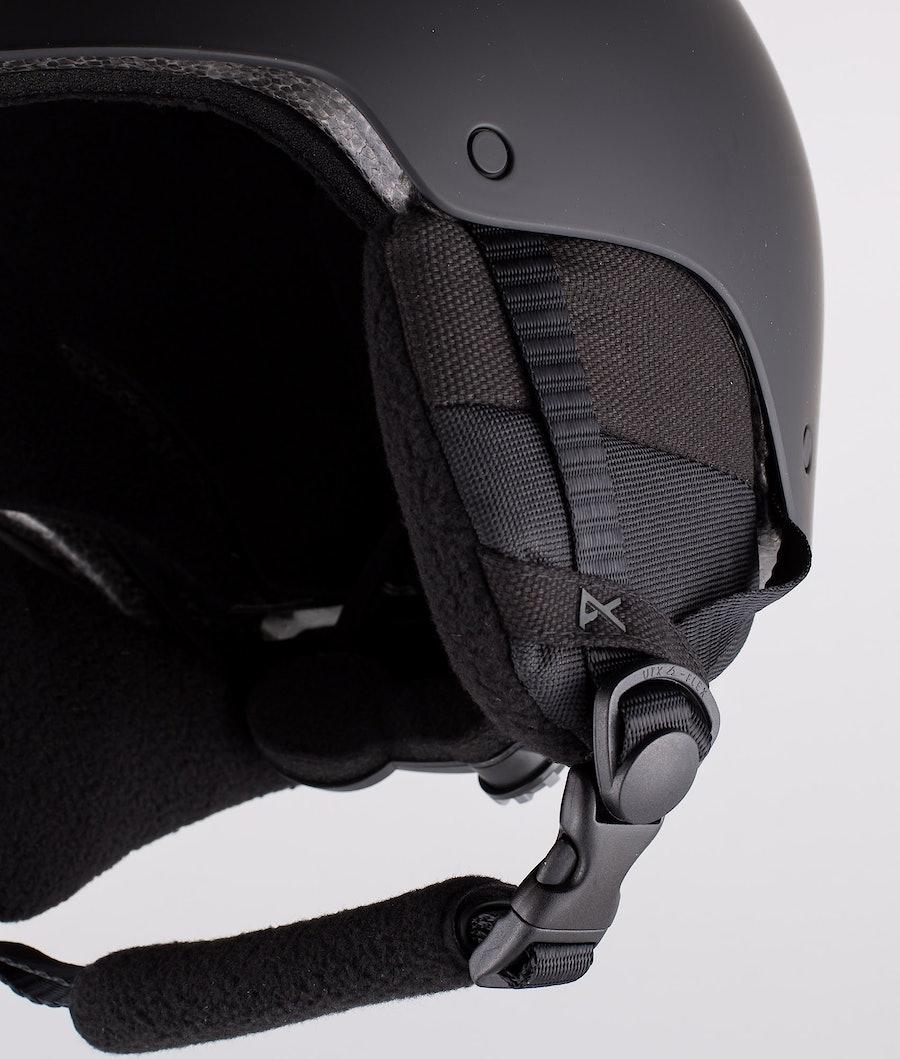 Anon Raider 3 Casque de Ski Black