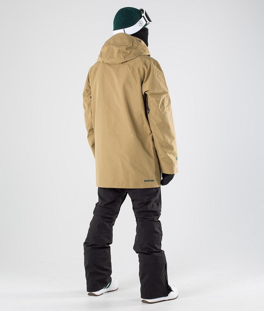 Burton Vagabond Giacca Snowboard Kelp