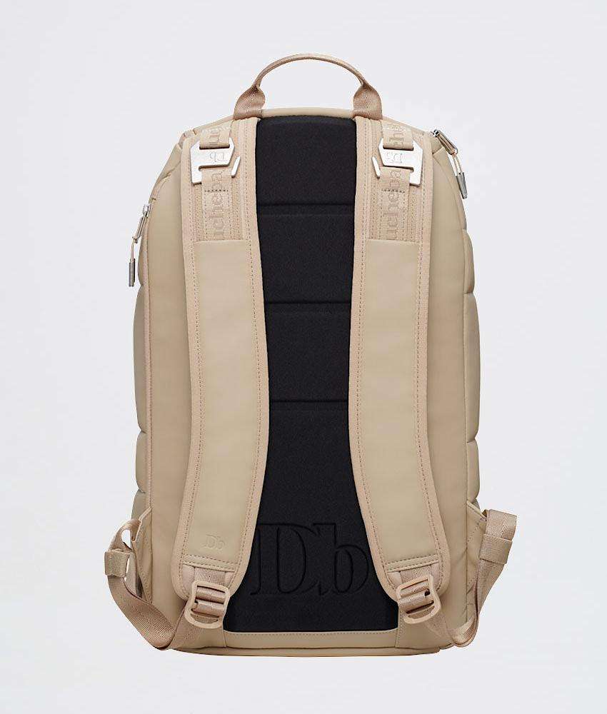 Douchebags The Backpack Zaino Desert Khaki Leather