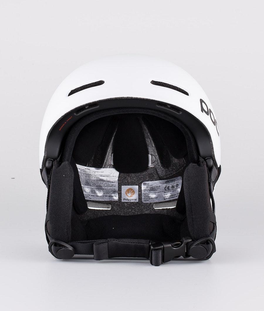 Poc Fornix Ski Helmet Matt White