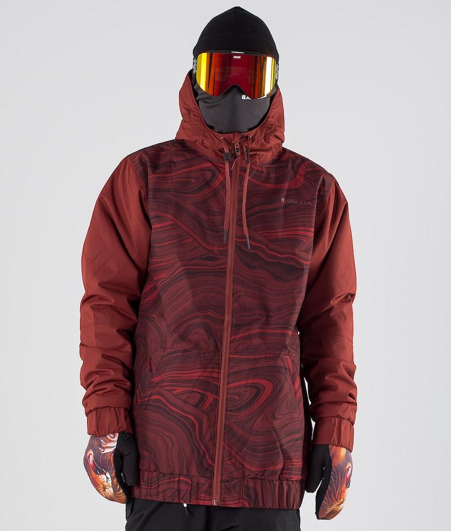 Armada Baxter Ski Jacket Onyx